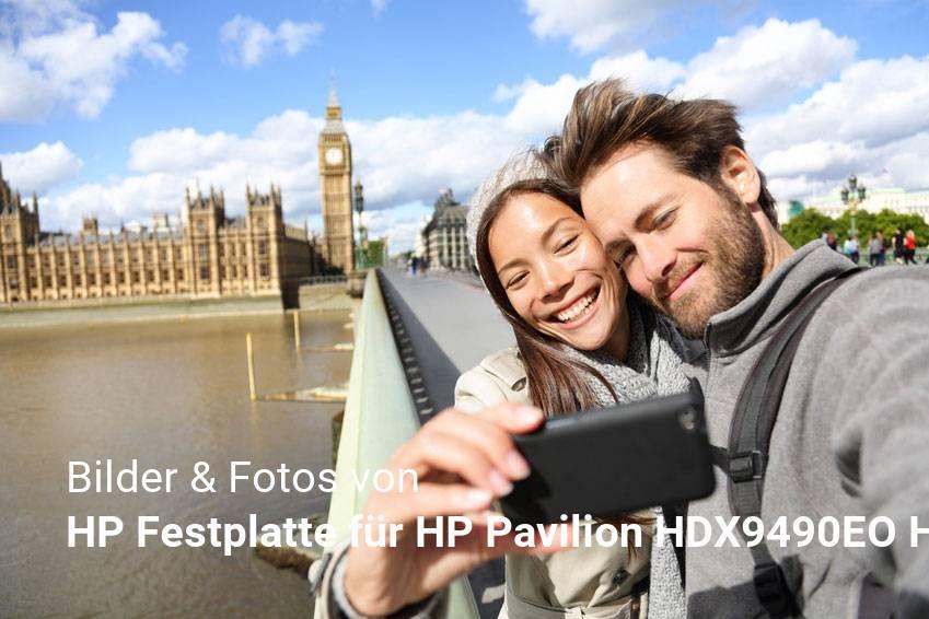 Datenrettung gelöschter Foto & Bilddateien von HP Festplatte für HP Pavilion HDX9490EO HDX9490EZ HDX9494NR HDX9575LA