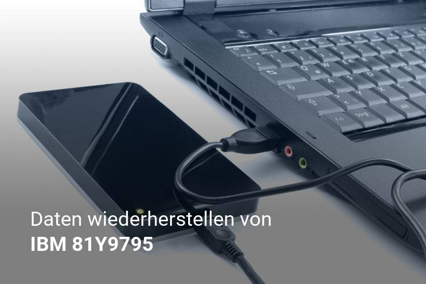 Gelöschte Dateien von IBM 81Y9795 günstig wiederherstellen